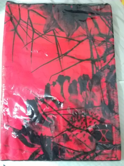 X JAPAN 2014橫濱Live 日本風 大浴巾 Yoshiki