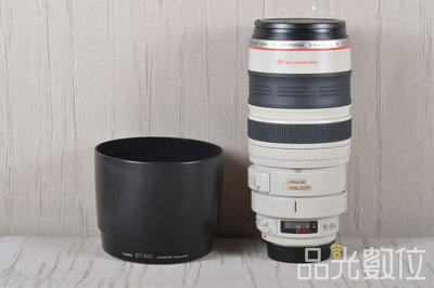 【台中品光數位】Canon EF 100-400mm F4.5-5.6 L IS  UZ鏡 #96714T