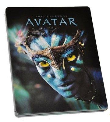 【BD藍光】阿凡達:限量空鐵盒Avatar(無影片) 鐵達尼號 魔鬼終結者 異形詹姆斯克麥隆