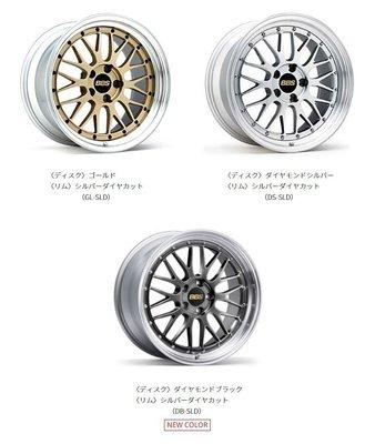 DJD19071813 日本BBS LM MGR 19吋鍛造鋁圈 依當月報價為準