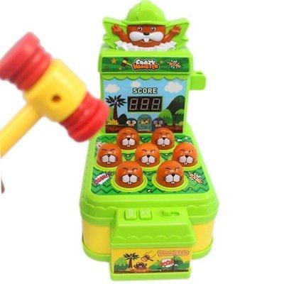 大立體 電動打地鼠 LED計分器 838-70(附電池)/一個入(促600) 聲光打地鼠-CF146804-生838-7
