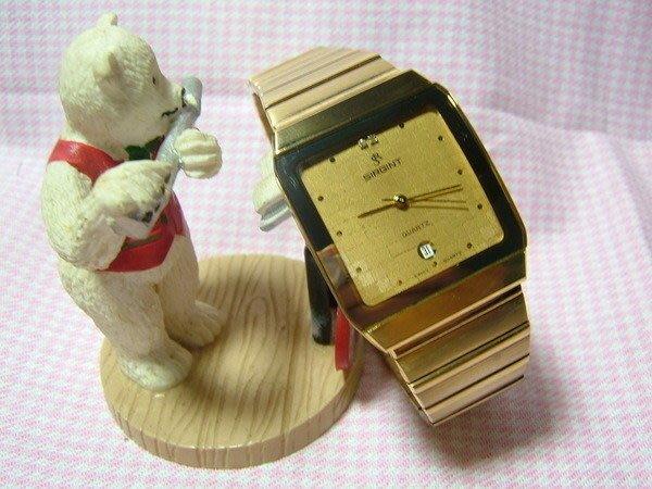 全心全益低價特賣*伊陸發鐘錶百貨*SIRGINT雷達款式造型錶.好運旺旺來