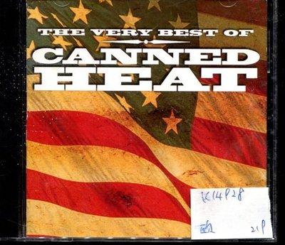 *真音樂* THE VERY BEST OF CANNED HEAT 歐版 二手 K14928