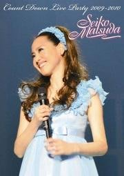 日版2區全新 -- 松田聖子 Seiko Matsuda Count Down Live Party 2009~2010