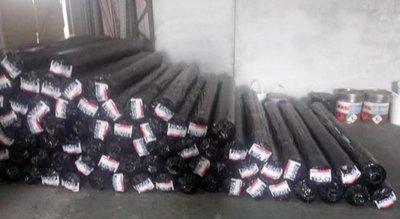PVC1mm(黑) 不透水布.防水布.防潮布.地工膜.防漏 (適用於生態.景觀池)