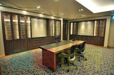 《瘋椅世界》OA辦公家具全系列 訂製高級主管桌  (董事長桌/老闆桌)7