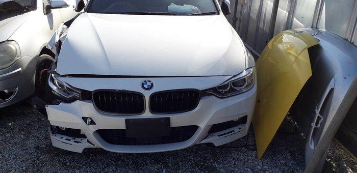 BMW F31 320I全車零件拆賣