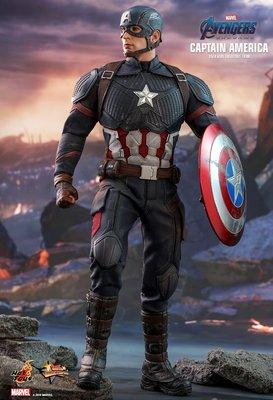 次日 26/4 黑卡 vip 9折 訂單 Hottoys 美國隊長 Captain America MMS536 Avengers Endgame 終局之戰 2