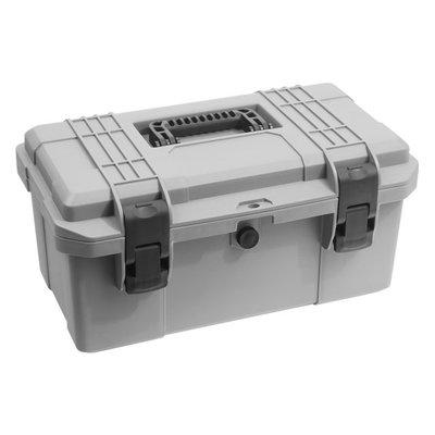 【TRENY直營】TRENY 防水抗壓工具箱-19 電動工具 精密工具 耐用 F6620