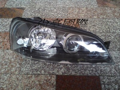 FORD系列~TIERRA LS RS SE AERO XT 全新 原廠型黑框大燈