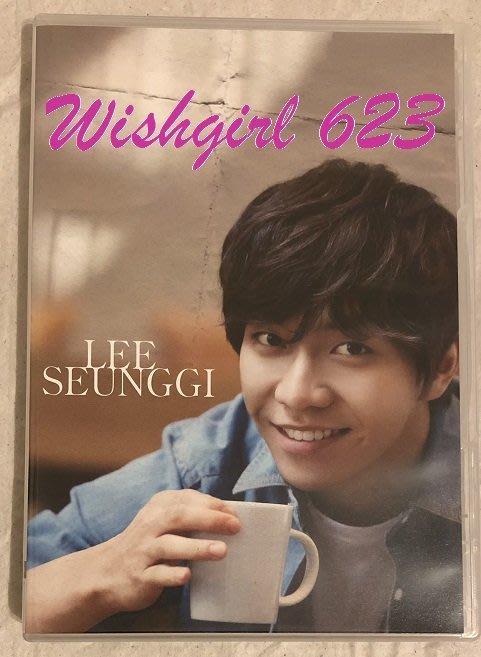 LEE SEUNGGI 李昇基 -『イ・スンギ/恋愛時代』日版單曲CD+寫真本(初回限定盤B)~戀愛時代、花遊記、浪客行