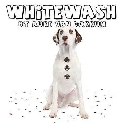 【天天魔法】【S649】正宗原廠~Whitewash by Auke van Dokkum 毋印良品~心靈魔術首選