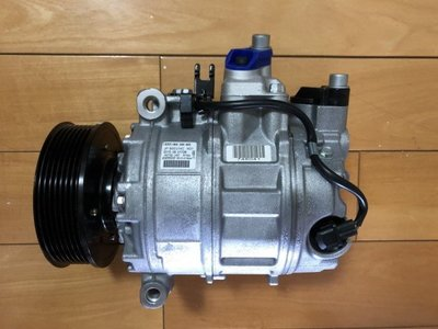 全新 奧迪Audi Q7 3.6L VW Phaeton Touareg 3.2L/3.6L 原廠壓縮機 7PK