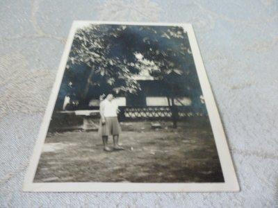 藍色小館11-3--------50-60年代黑白生活照{1張}