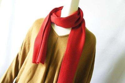 【性感貝貝2館】Hai&Co 黑色針織保暖圍巾, Anna Sui Tifanny Morriselle Elle莎麗款