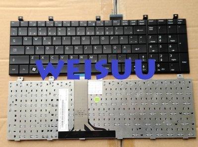 {偉斯科技}MSI VE620 VX600 EX600 MS-1683 適用鍵盤