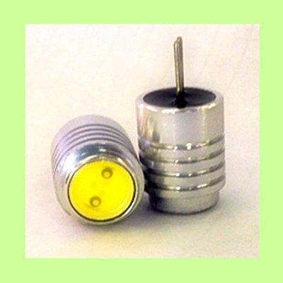 5Cgo【權宇】LED 燈泡 G4 DC 12V 直流可調光 節能水晶燈 豆燈 崁燈 1.5W COB 台灣芯片 含稅