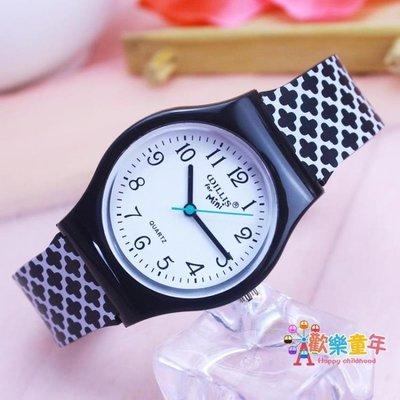 簡約休閒男女生腕錶 中學生石英防水電子手錶 個性小清新簡單潮錶
