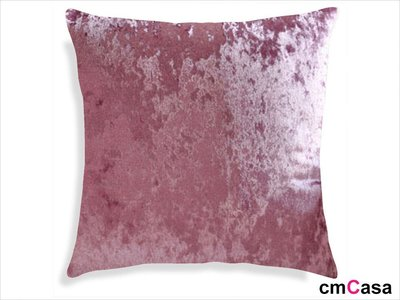 = cmCasa = [4852]後古典普普風格設計 繽彩色系軟絨素面抱腰枕套60x60 多尺寸新發行
