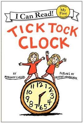 *小P書樂園* Tick Tock Clock (My First I Can Read)