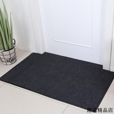 塑膠地墊 門口地墊 橡膠地墊 腳踏墊 PVC雙條紋地毯樓梯走廊過道酒店家用防滑餐廳大門口地墊門墊進門