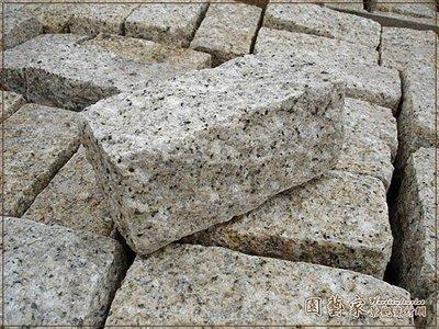 【園藝家景觀資材網】花崗石塊*粉花崗石塊20*10*10*營造造景 園藝庭園鋪設 佈置 緣路石 鋪地磚 花圃圍牆