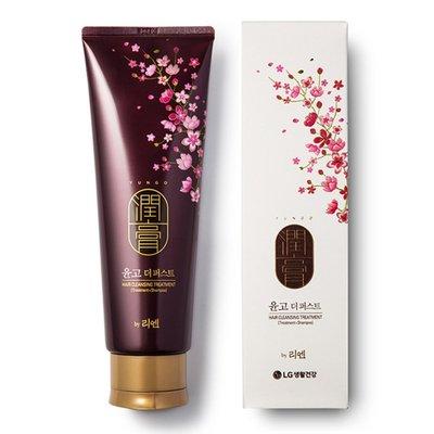 韓國 LG  Reen Yungo 潤膏洗髮護髮二合一 250ml