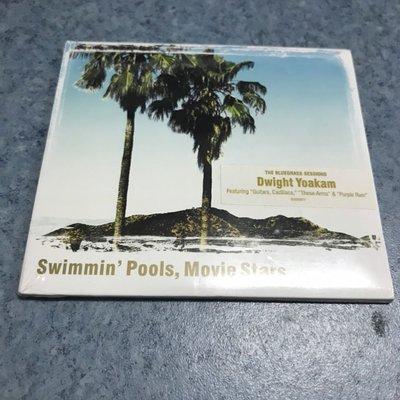 【娜娜購】Swimmin Pools, Movie Stars全新音樂CD@mj97332