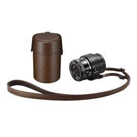 缺貨!勿下標!SONY LCS-QXA 鏡頭相機攜行背袋包 ILCE-QX1專用攜行包 登山扣連接至攜行包中攜帶