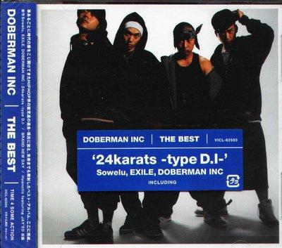 K - DOBERMAN INC - THE BEST - 日版 - NEW