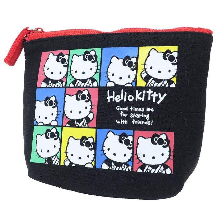 Hello Kitty 收納包 化妝包 正版授權
