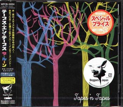 K - Tapes 'N' Tapes - The Loon - 日版 CD+4BONUS+1VIDEO - NEW