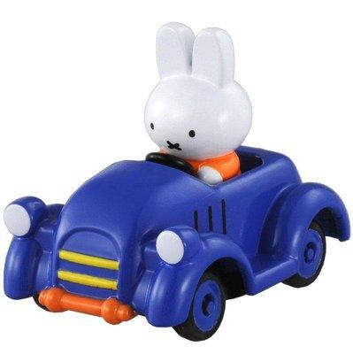 絕版~正版 新品~最後限量! TOMICA 多美 合金 小車 Miffy 米菲兔