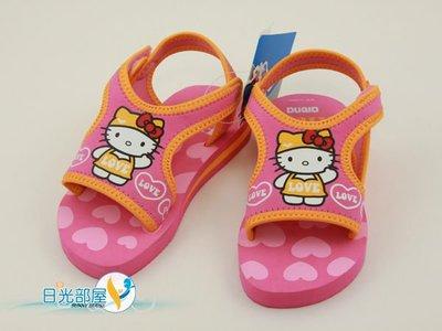 *日光部屋*arena(公司貨)/Hello Kitty KSS-4543J-PNK 兒童涼鞋/拖鞋(特價/現貨)