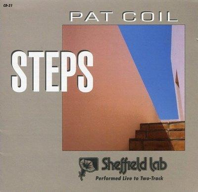 《絕版專賣》Pat Coil 派特柯爾 / Steps 足跡 (喇叭花 CD-31) 美版.無IFPI