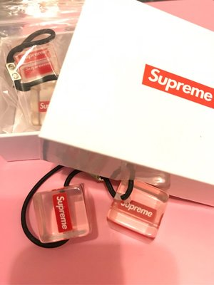 全新 正版 Supreme hair bobbles 頭飾 橡筋 髮飾