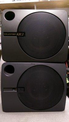 英國 celestion kr2 同軸喇叭 2音路 3單體