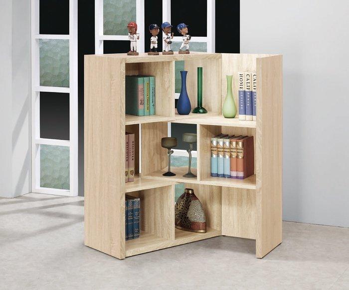 【南洋風休閒傢俱】書架 書櫃 書櫥展示櫃 收納櫃 造形櫃 置物櫃系列-原切橡木2.7*4尺伸縮書櫃CY414-9