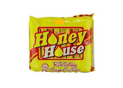 Honey House Cracker Cream Rich-tasting 原味餅乾/1包/22gX10