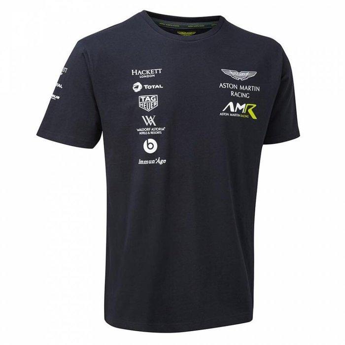 Aston Martin Racing 奧斯頓 馬丁賽事車隊Tee-促銷!