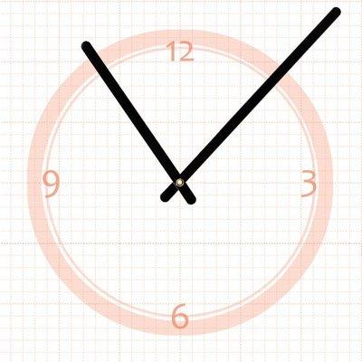 【鐘點站】J180130 分針 18 公分 時針13 公分 / DIY 時鐘 掛鐘 鐘針/ SKP壓針專用指針