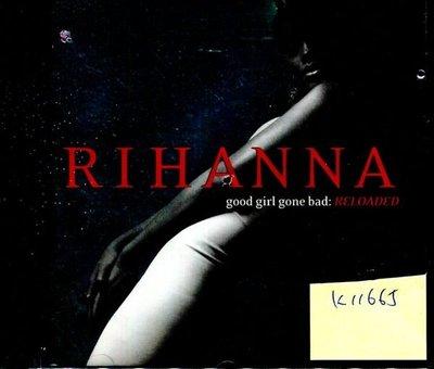 *真音樂* RIHANNA / GOOD GIRL GONE BAD 二手 K11665 (封面底破) (下標賣1)