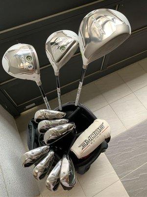 Taylormade rbz 高爾夫球桿組,近全新