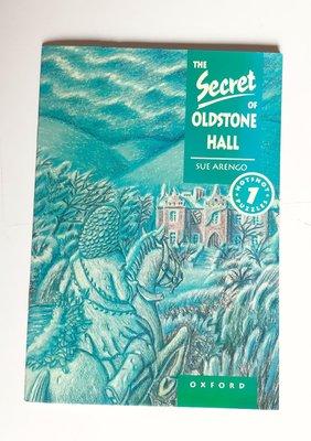 國中英語閱讀 The Secret of  Oldstone Hall (1) 書況新 未使用