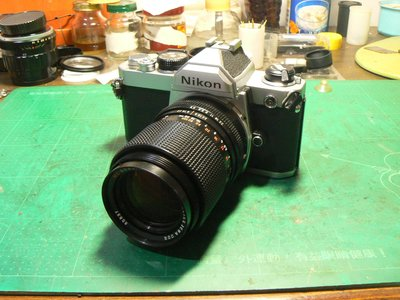 【悠悠山河】改鏡 專業無損改口直上Nikon-Zeiss Jena 20mm.35mm.50mm.135mm.200mm