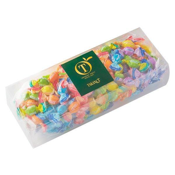 TAKI MAMA 日本代購 新宿高野水果巧克力250g/盒 個包裝 預購中 附提袋
