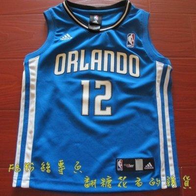 美國NBA 官網正品 兒童青年球衣 霍華德 Dwight Howard 魔術隊 羅斯 Derrick Rose 公牛隊
