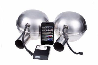 俄羅斯 THOR 主動式聲浪模擬套件 App控制 單發聲器 完工價