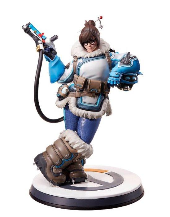 【丹】暴雪商城_Overwatch Mei Statue 鬥陣特攻 小美 雕像 公仔 裝飾 預購