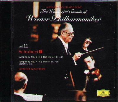 K - Karl Böhm - Wiener Philharmoniker Vol.11 - Sc - 日版 - NEW